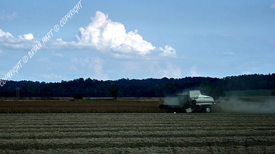 IMG_8770 Combine Working in a Field
