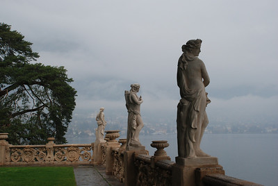 View from Villa del Balbianello
