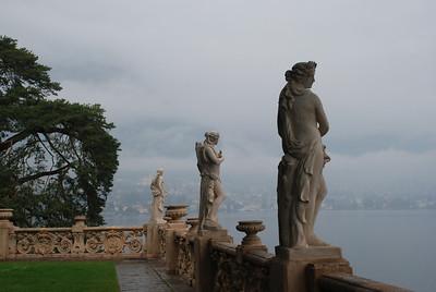 View from Villa del Balbianello