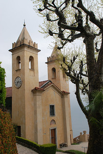 Villa del Balbianella, chapel