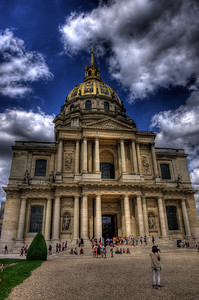 Les Invalides (Napolean's Tomb), Paris, France