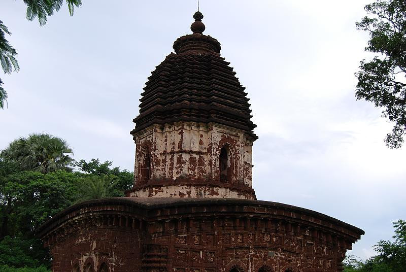 Kalachand temple in Bishnupur