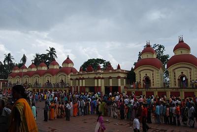 Dakshineshwar, Shiva temples