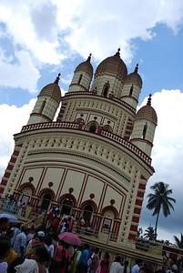 Dakshineshwar, Kali temple