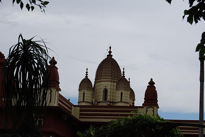 Dakshineshwar - a look from outside