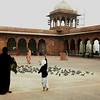 At Jama Masjid