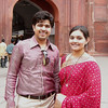 At Red Fort