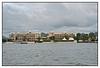 Leela Palace from boat