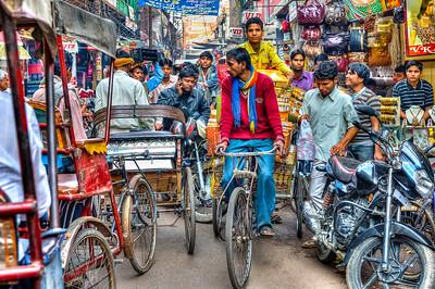 Agra Market