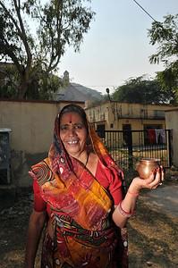 Henna pot, Jaipur