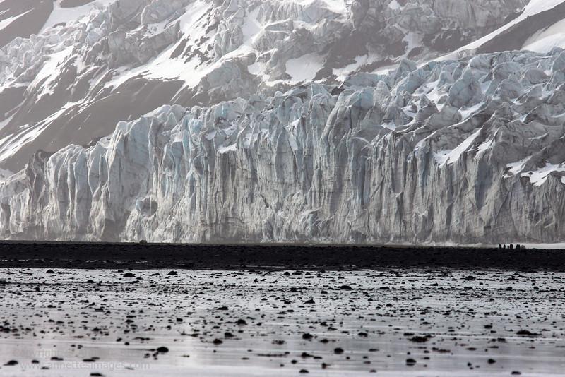 Baudissin Glacier