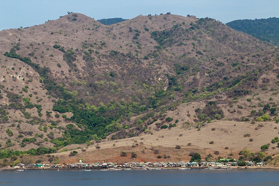 Scenery, Komodo Island, Indonesia 30 November 2011