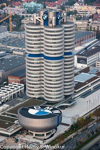 BMW World Headquarters