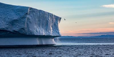 Iceberg, Disko Bay, Illulissat, Greenland