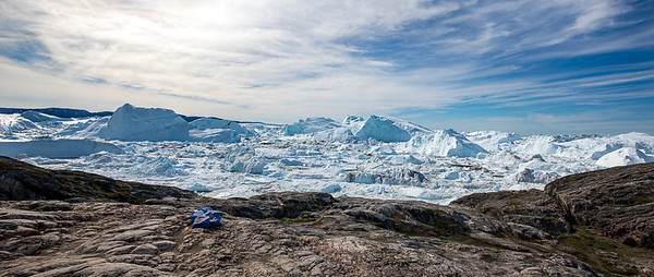 Icefjord, Illulissat, Greenland
