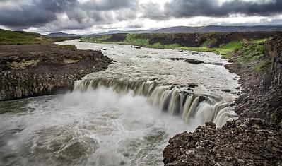 Pjofafoss, Iceland