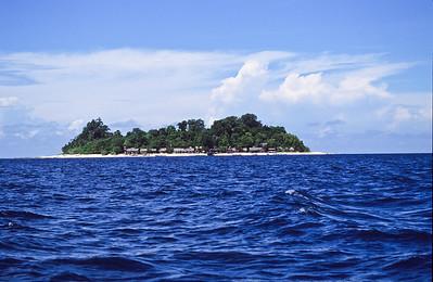 Sipadan Island Celebes Sea Malaysia
