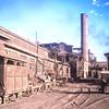 Copper mine.  Santa Rosalia, Baja California, Mexico.  1974.