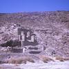 Mill ruins.  Bahia De Los Angeles, Baja California, Mexico.  1974