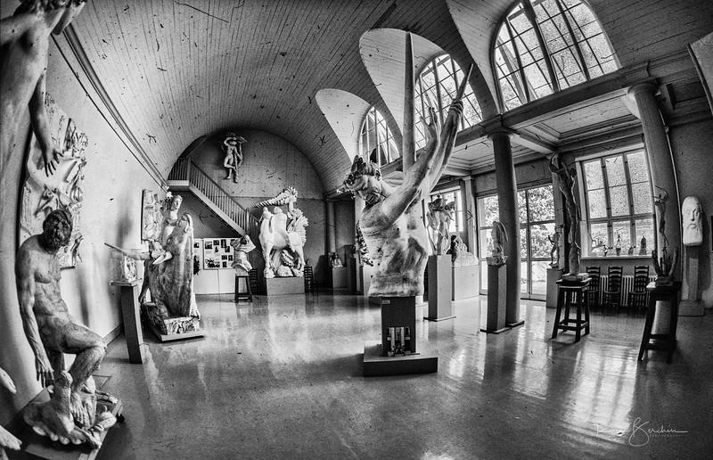 Carl Milles Studio