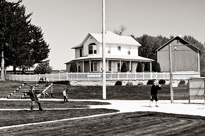 Field of Dreams - Fathers and Sons