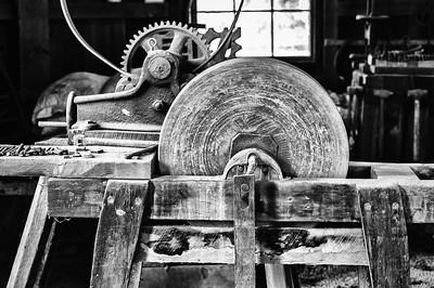 Blacksmith Shop, West Branch, Iowa