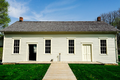 Friends Meetinghouse - West Branch, Iowa