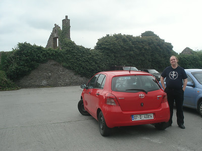 Me and the car
