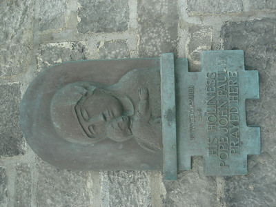 John Paul was here!