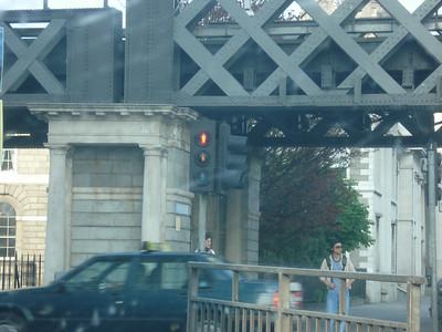 Red-Yellow-Green pedestrian lights