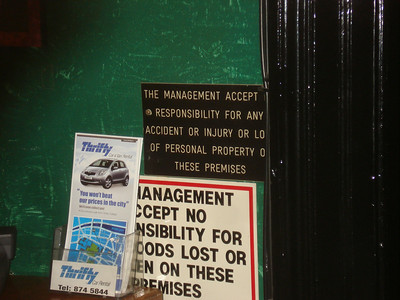 Management accepts responsibility
