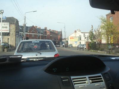 Dublin driving