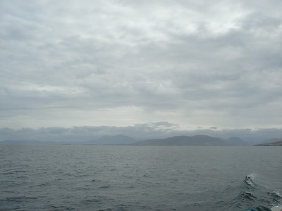 Ireland - from the Inishbofin ferry