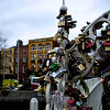 Lots of Love on the Ha'penny Bridge, Dublin