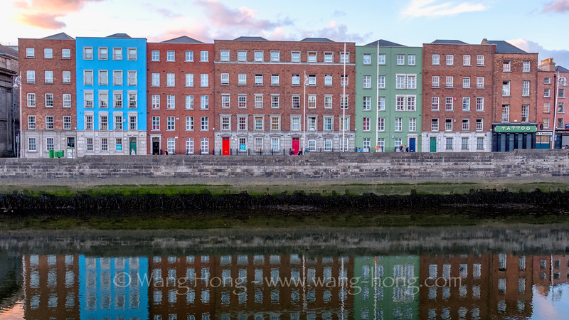 By the River Liffey