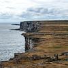 Cliffs around Dun Aengus