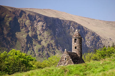St Kevin's Kitchen, Glendalough