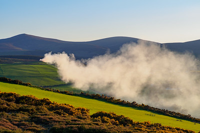 From the Great Sugarloaf, Co. Wicklow