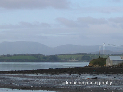 I don't recall where this was taken.  I believe we had just crossed the River Shannon.