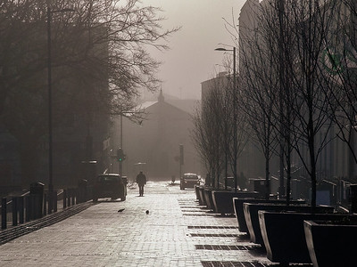 Misty Eyre Square, Galway