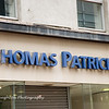 Thomas Patrick shop, Grafton Street, Dublin, Ireland