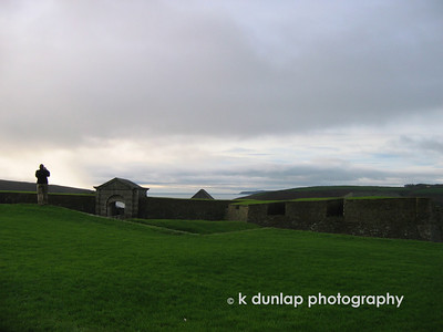 The fort at Kinsale