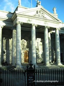 The Bank of Ireland in Dublin