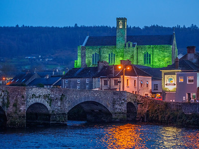 Old Bridge and Franciscan Friary, Carrick-on-Suir