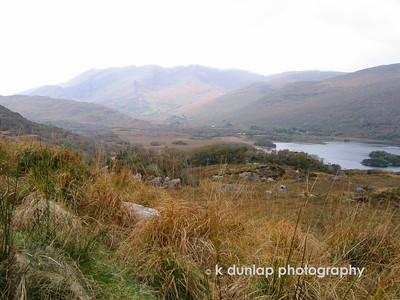 The Irish countryside.