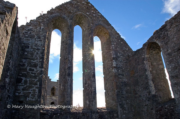 Cong Abbey, County Mayo, Ireland