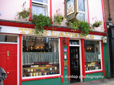 One of the many pubs I spent some time in Killarny.