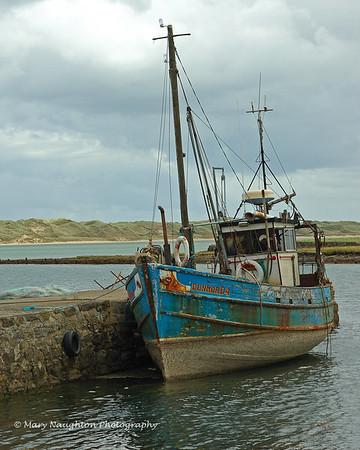 Old Boat, Kilalla, County Mayo