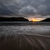 Sunset on the Beach County Cork