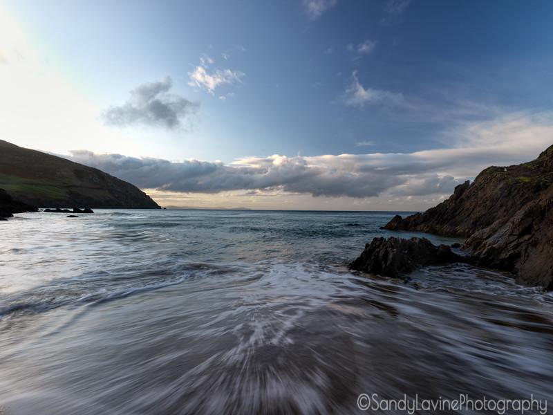 Sunrise on a County Cork Beach One
